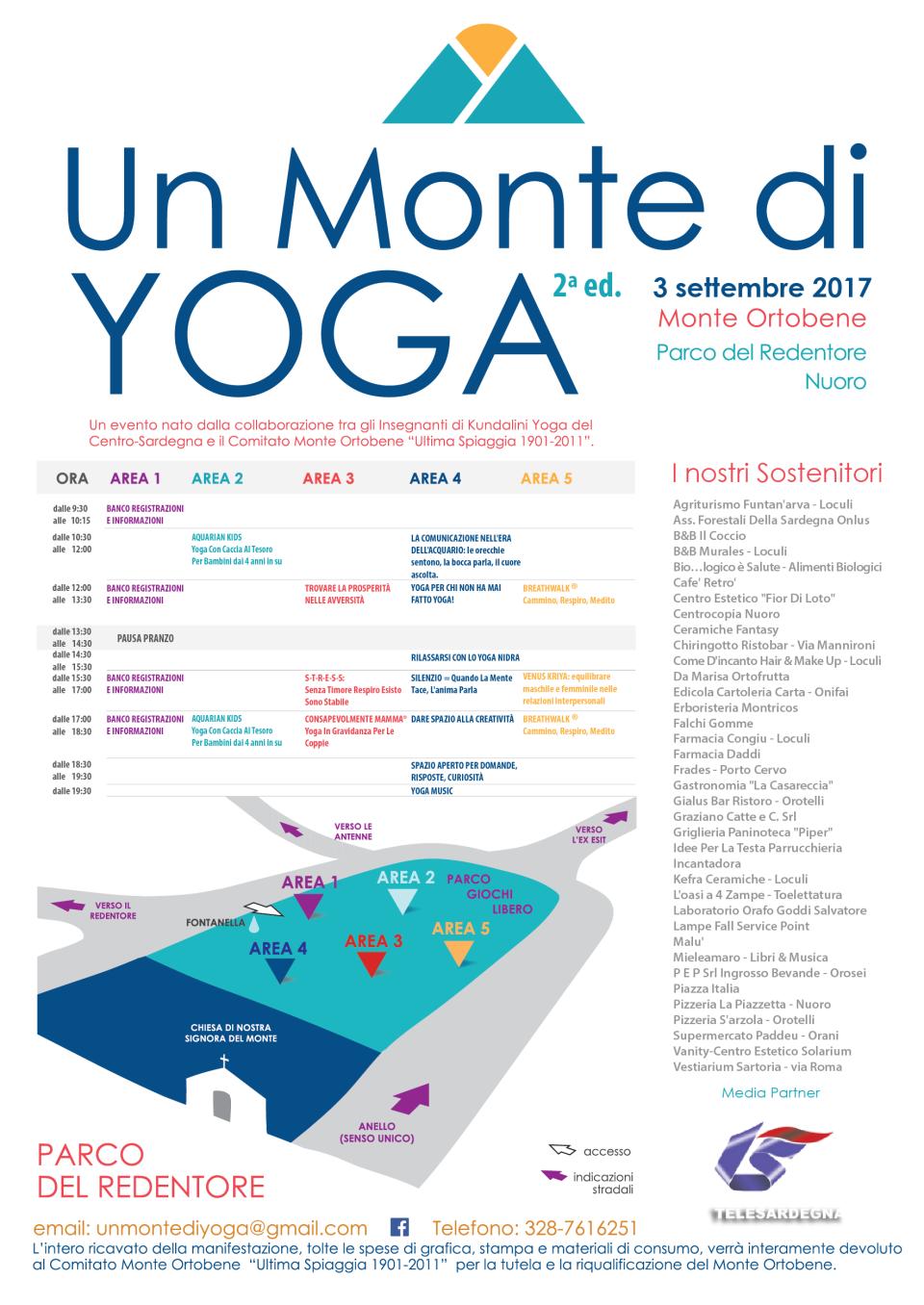 un monte di yoga A5 2017-01